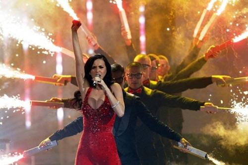 Katy Perry - Firework (DJ Mehdi Remix)