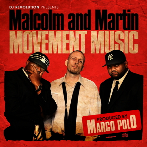 Malcolm & Martin – Movement Music (produced by Marco Polo)
