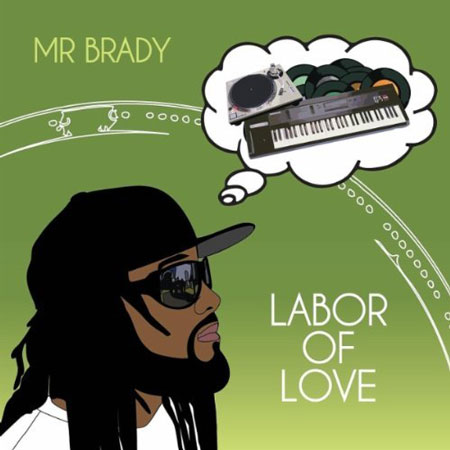 Mr. Brady featuring Blu & Diamond D – Get Choze