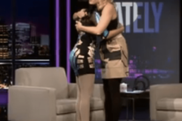 Nicki Minaj on Chelsea Lately Show