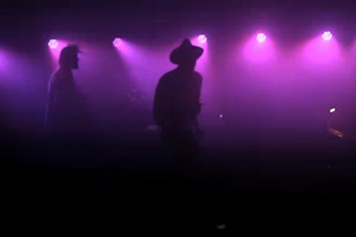 On Stage With Theophilus London