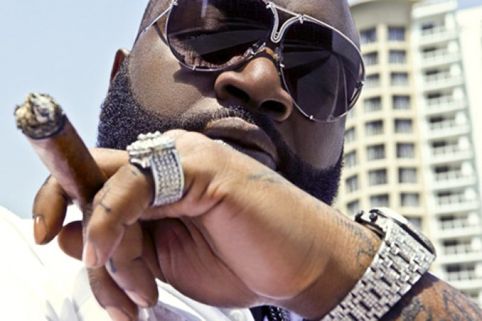 Rick Ross Hints At Wale Signing