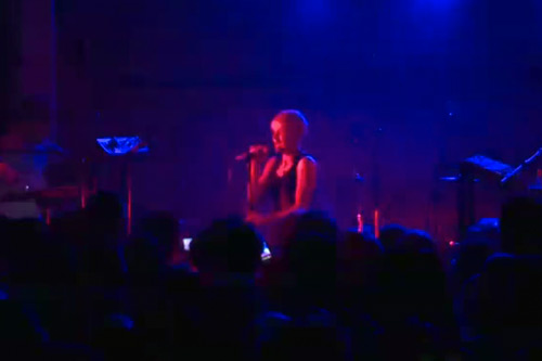 Robyn - Secret Show (MySpace)