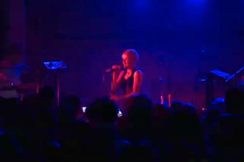 Robyn - Secret Show (MySpace)