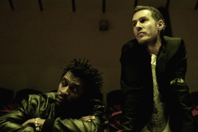 Massive Attack – Red Light (Clark Remix)