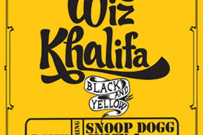 Wiz Khalifa featuring Snoop Dogg, Juicy J & T-Pain – Black & Yellow (G-Mix)