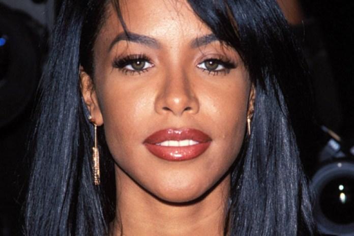 Aaliyah - I Gotcha' Back
