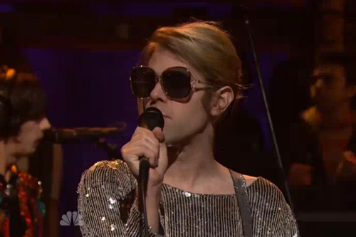 Ariel Pink's Haunted Graffiti - Round & Round (Live on Fallon)