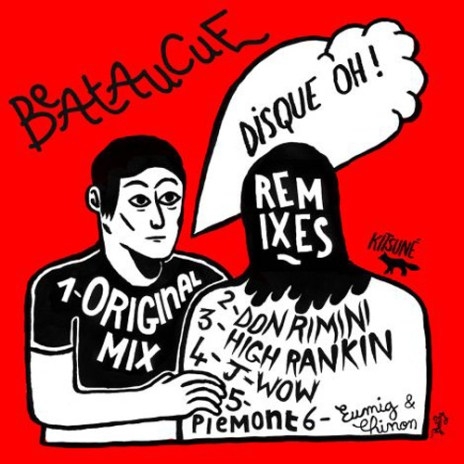 BeatauCue – Disque Oh! (Remixes)