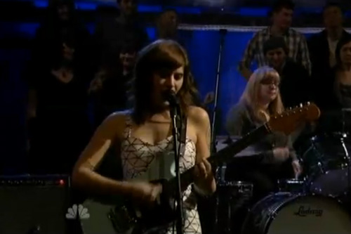 Best Coast - Boyfriend (Live On Fallon)