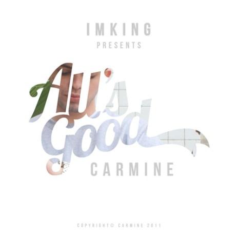Carmine featuring brandUn DeShay - Too Deep (Tagged)