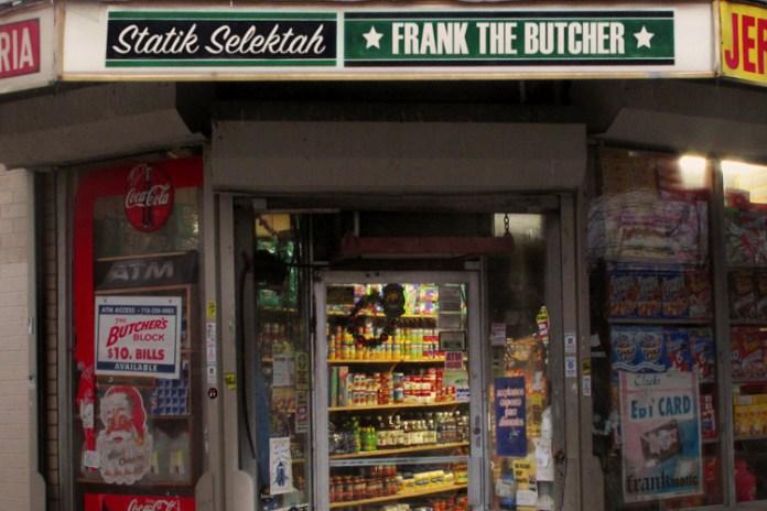 "Statik Selektah & Frank The Butcher Present ""Concepts: Selektions"""