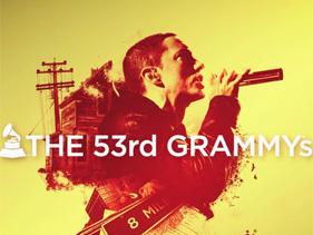 Eminem - Grammy Commercial