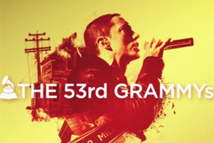 Eminem - Grammy Commercial
