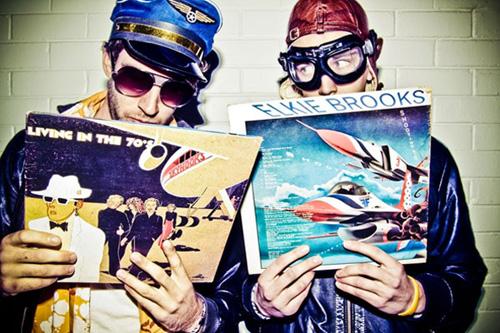 Flight Facilities - Crave You (Le Poney Club Orchestra Edit)