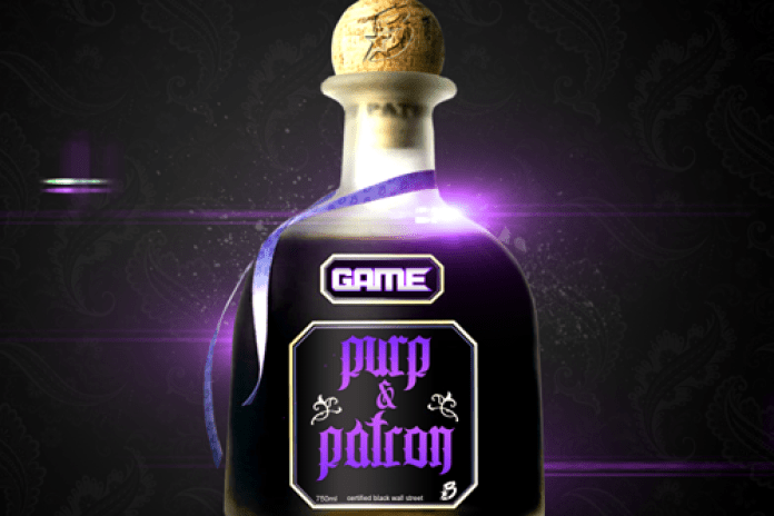 Game - Purp & Patron (Mixtape)