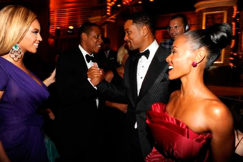 Jay-Z & Will Smith Form Film Partnership