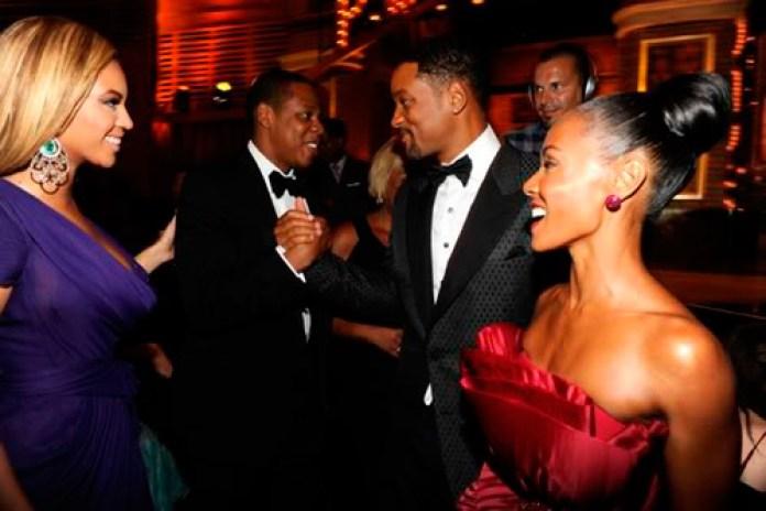 Jay-Z & Will Smith Form Film Partnership