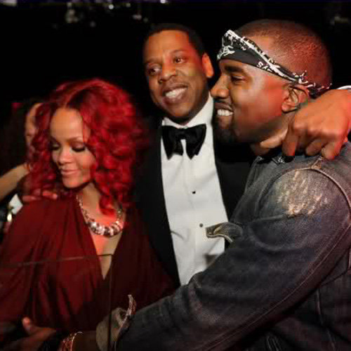 "Jay-Z & Kanye West Announce ""Watch The Throne"""
