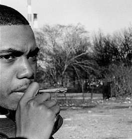 Nas featuring Kid Capri - Source Freestyle