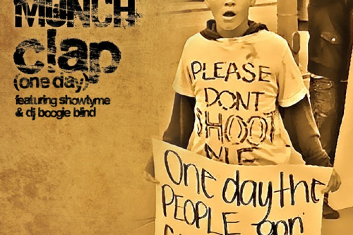 Pharoahe Monch featuring Showtyme & DJ Boogie Blind - Clap (One Day)