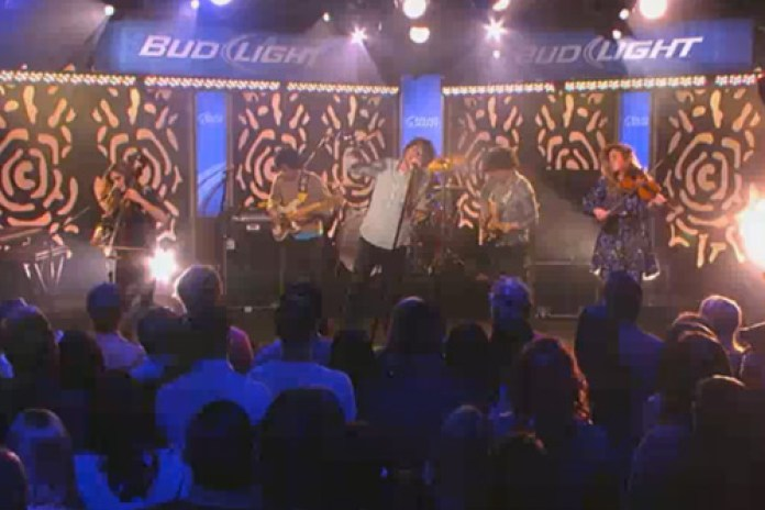 Ra Ra Riot - Too Dramatic (Live on Kimmel)
