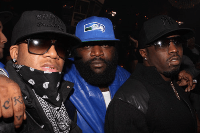 Red Cafe featuring Rick Ross – Faded