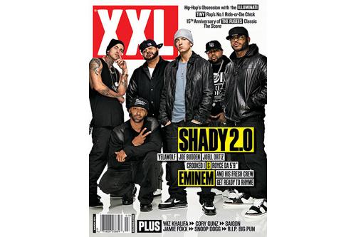 Eminem, Slaughterhouse & Yelawolf - XXL Cover Story