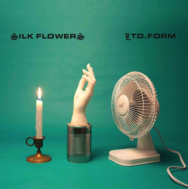 Silk Flowers - Frozen Moments (Nite Jewel Vocal Mix)