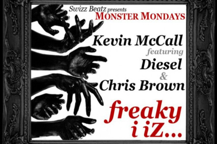 Swizz Beatz & Kevin McCall featuring Diesel & Chris Brown - Freaky I Iz