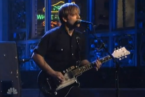 The Black Keys - Saturday Night Live Performance
