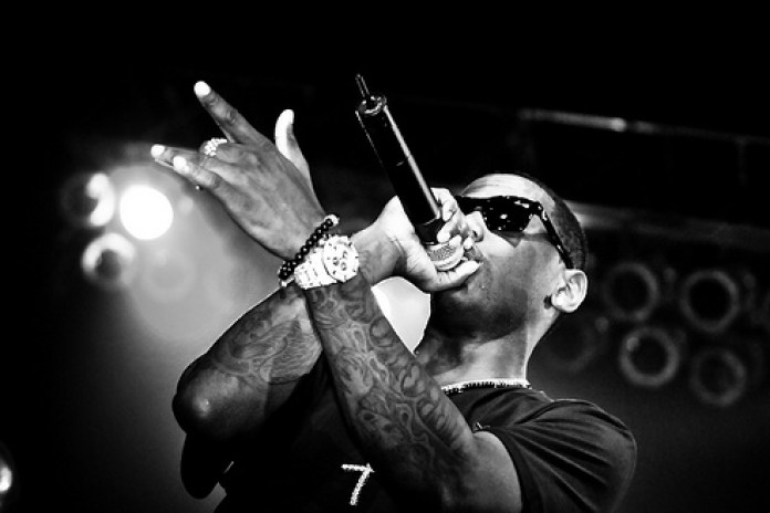 The Game featuring Fabolous - Never Stop Hustlin