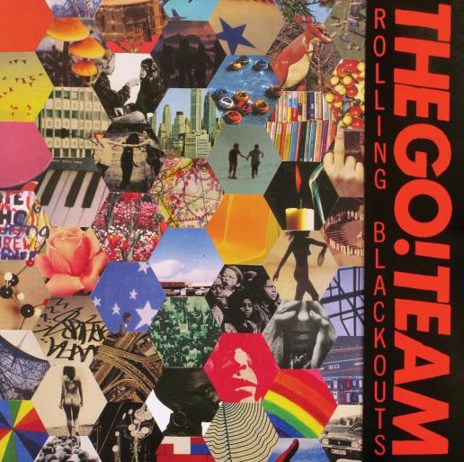 The Go! Team - Rolling Blackouts (Full Album Stream)