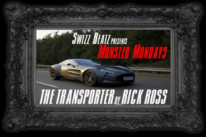 Swizz Beatz featuring Rick Ross - The Transporter