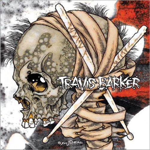Travis Barker featuring Game, Lil' Wayne, Rick Ross & Swizz Beatz - Can A Drummer Get Some
