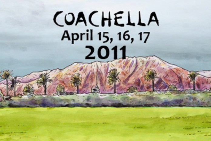 Coachella Close To Being Sold Out