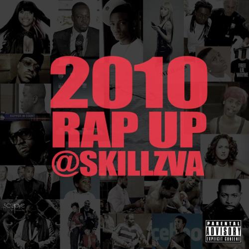Skillz - Rap Up 2010