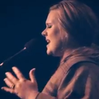 Adele - Someone Like You (Live Video)