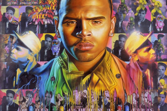 Chris Brown - F.A.M.E. (Cover & Tracklist)