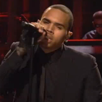 Chris Brown - SNL Performance