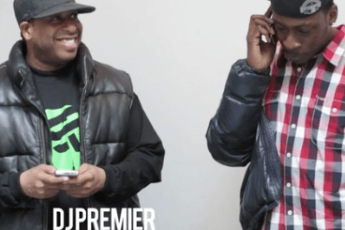 DJ Premier & Pete Rock Visit DD172 (Part 1)
