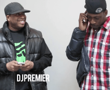 DJ Premier & Pete Rock Visit DD172 (Part 1)
