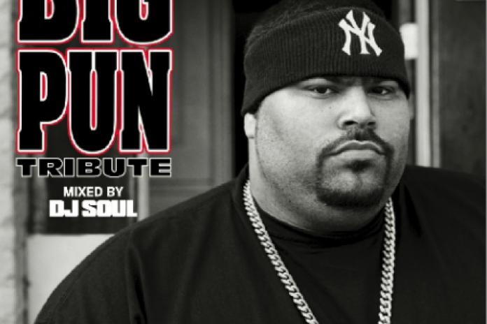 DJ Soul – Big Pun Tribute (Mixtape)