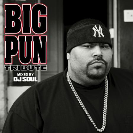 DJ Soul – Big Pun Tribute (Mixtape)