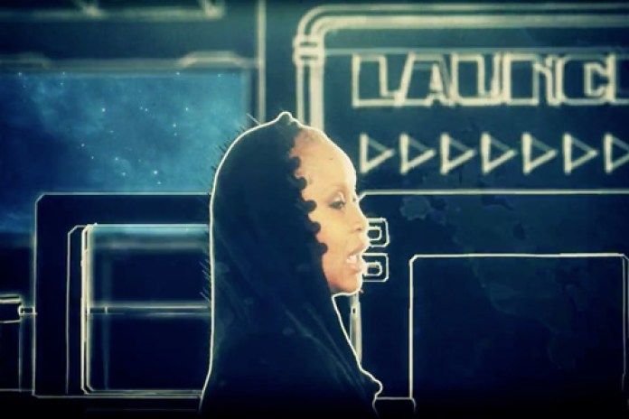 Erykah Badu - Gone Baby, Don't Be Long (Directed by Flying Lotus)