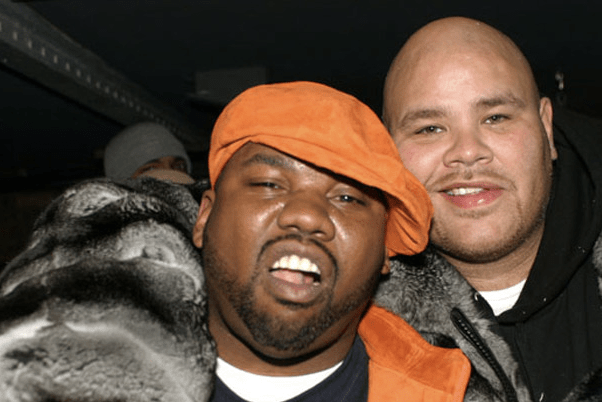 Fat Joe featuring Raekwon - Pushing Keys