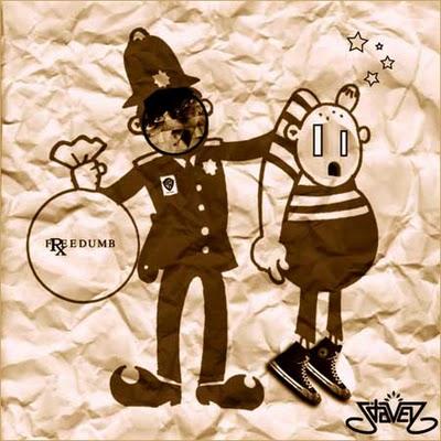 J*DaVeY - Evil Christian Cop (EP)