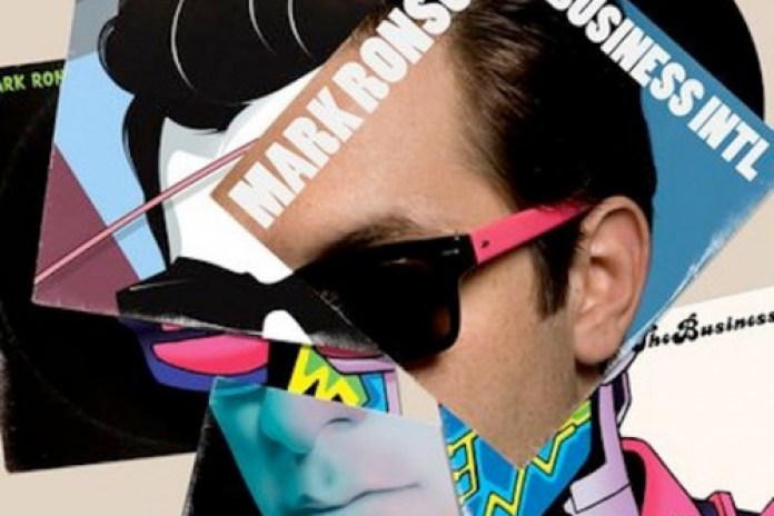 Mark Ronson featuring Pharrell, Wretch 32, Wiley & Professor (Remix)