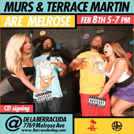 Murs & Terrace Martin - It's No Surprise
