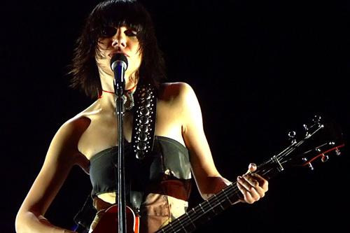 PJ Harvey - The Nightingale